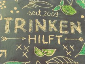 Trinken hilft
