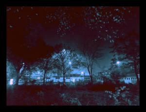 Walle bei Nacht