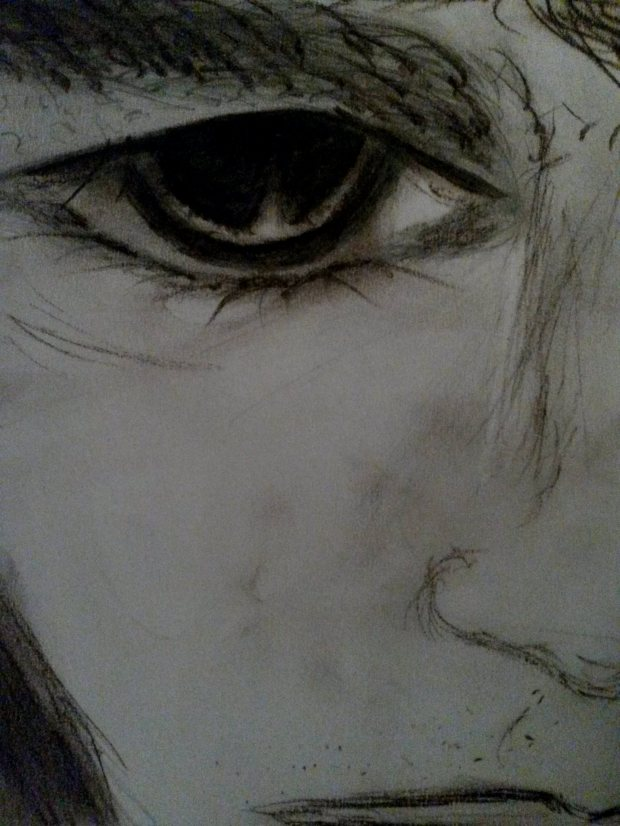böses Auge