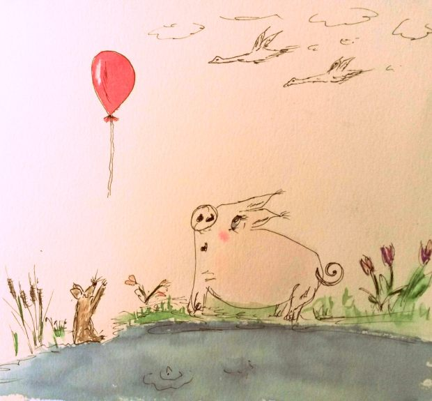 PigsLuftballon
