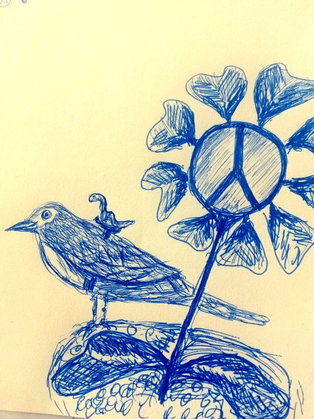 Scibble_Peace